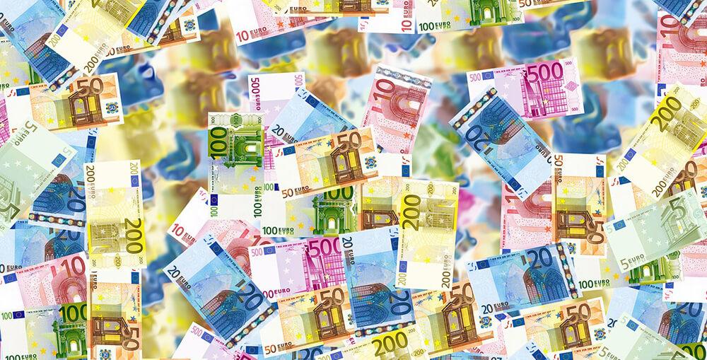 お金 ユーロ