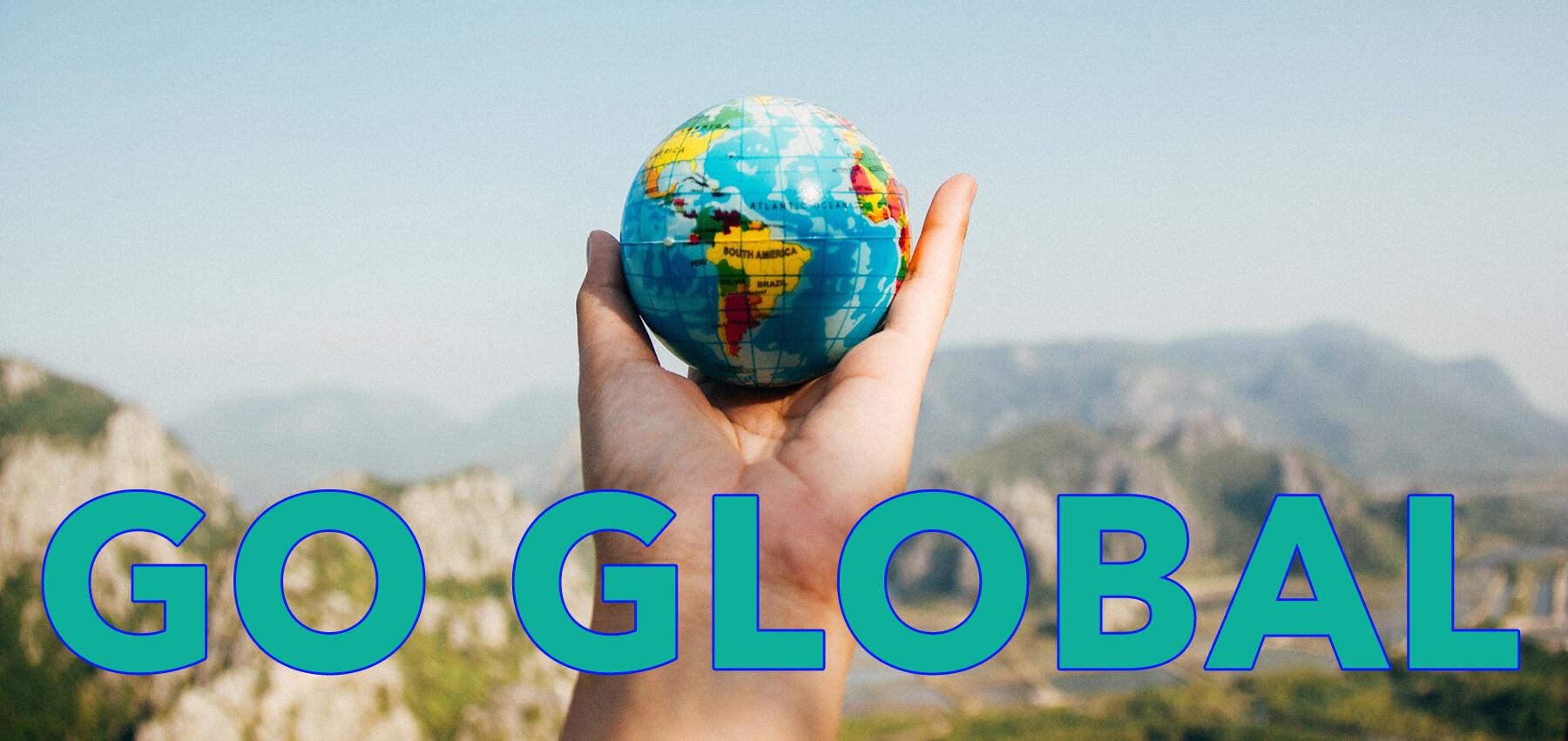 GO GOLBAL グローバル
