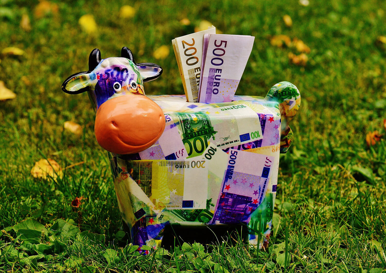資金調達 COW