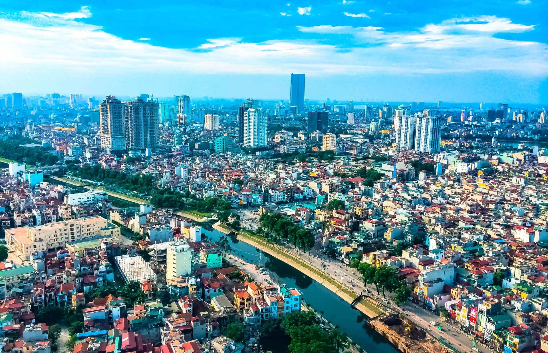 【世界の経済成長都市ランキング】「ハノイ進出」に役立つ経済&ビジネス情報