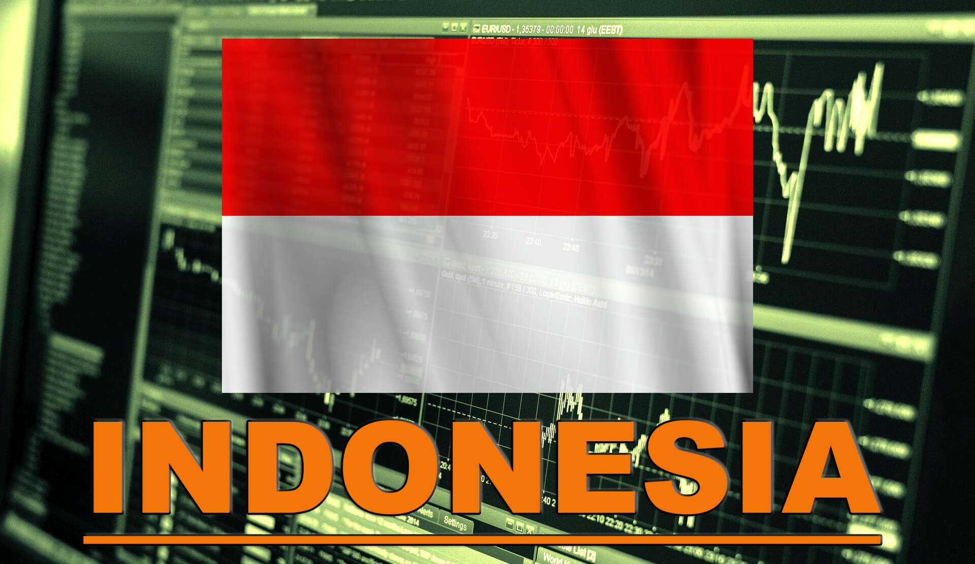 インドネシアの株式市場 | 上場企業と時価総額から導き出すインドネシアの成長産業