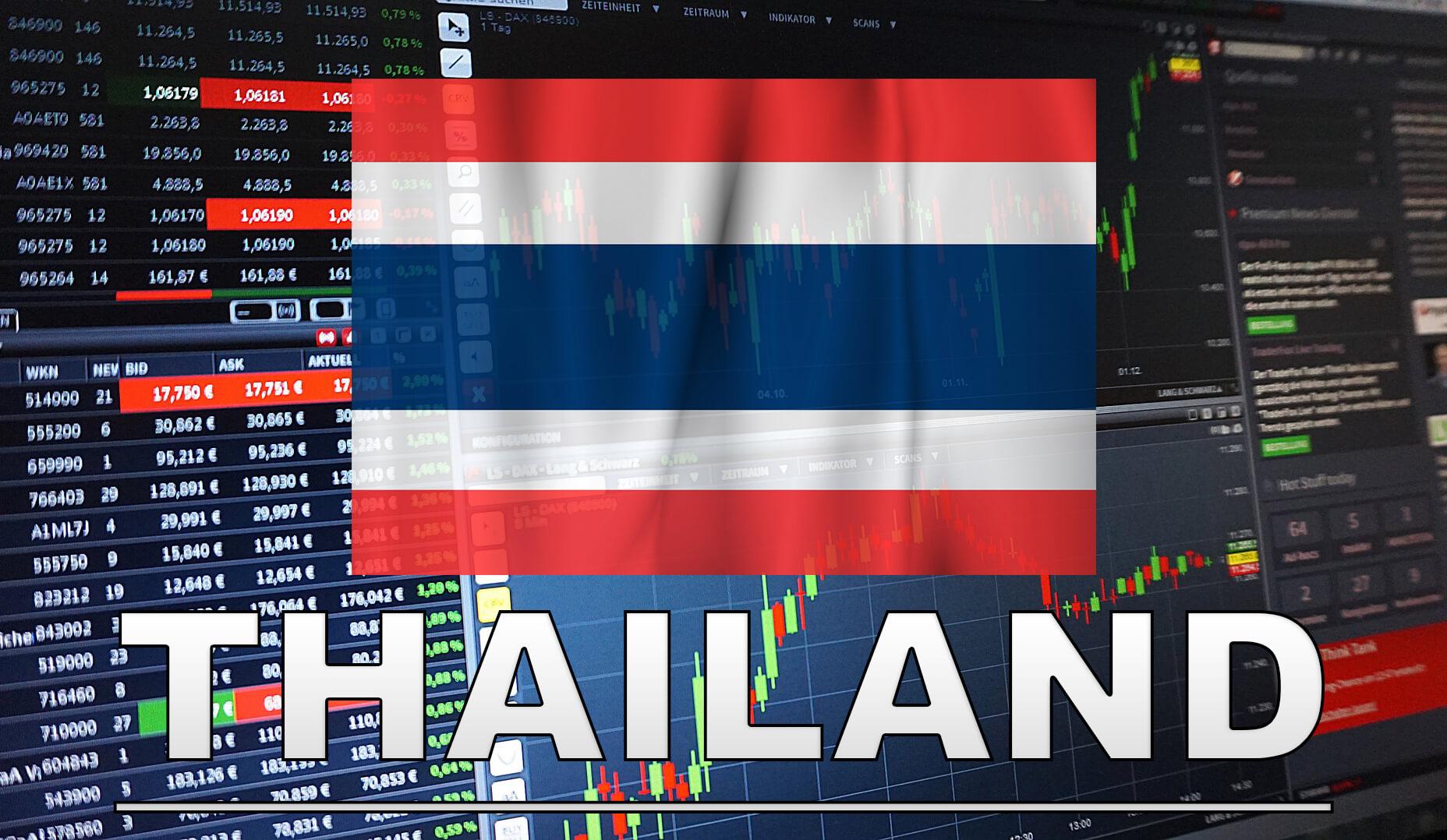 タイの株式市場 | 上場企業と時価総額から導き出すタイの成長産業