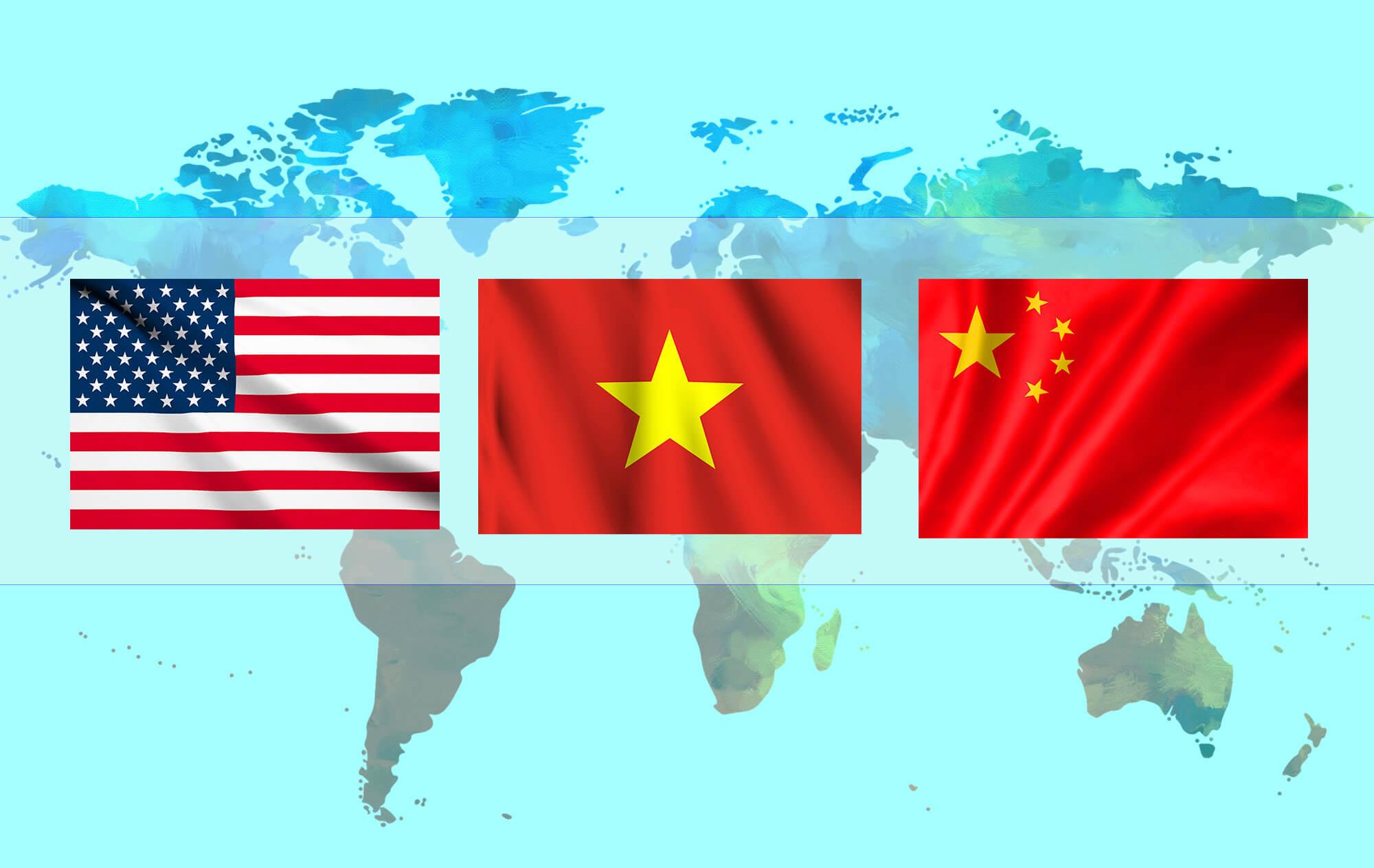 世界で加速する「中国からの生産移管」| 米中貿易戦争の恩恵を受けるベトナム