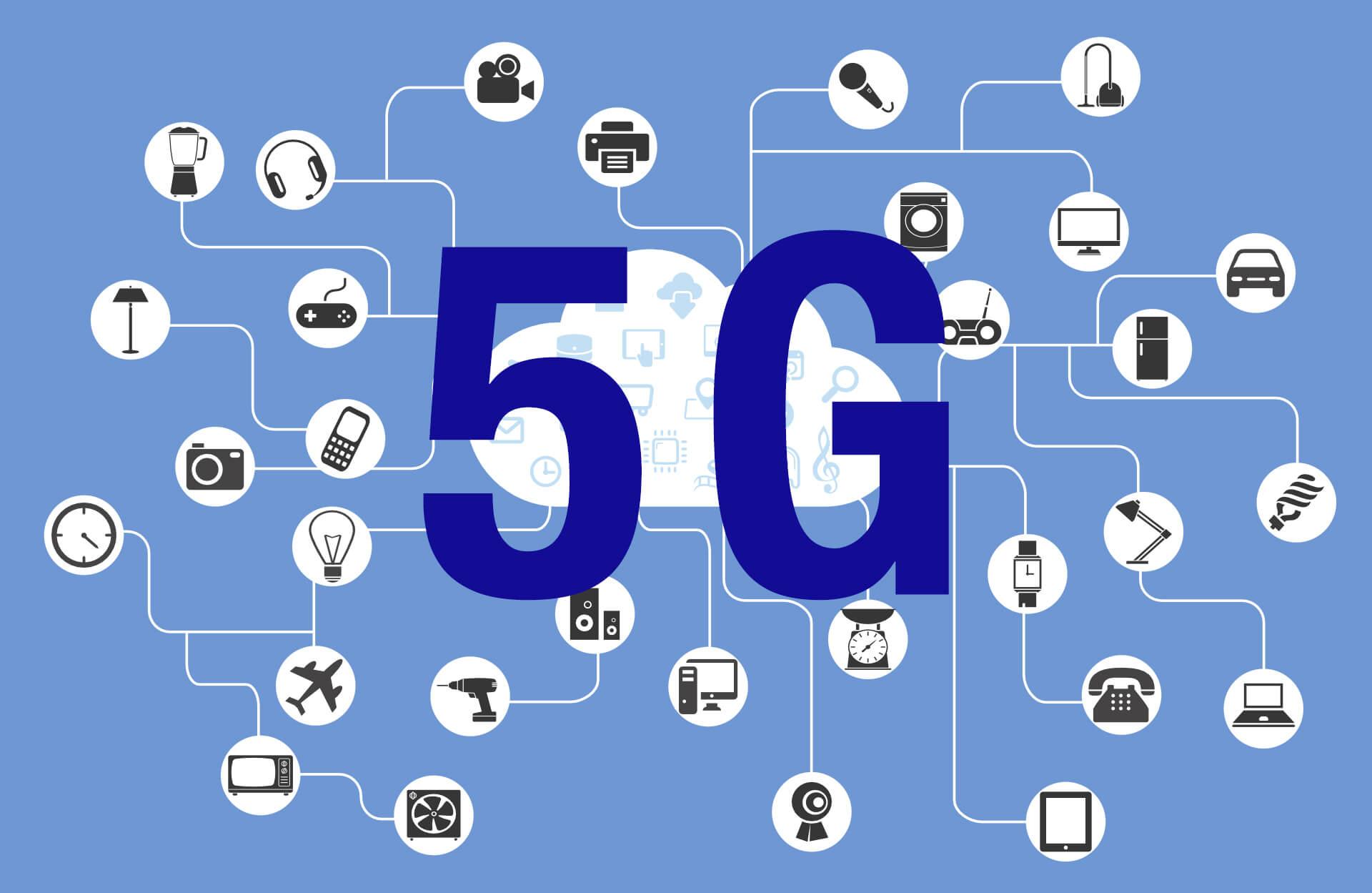 5Gの基礎知識 | 5Gが生み出す新しいビジネスとサービス