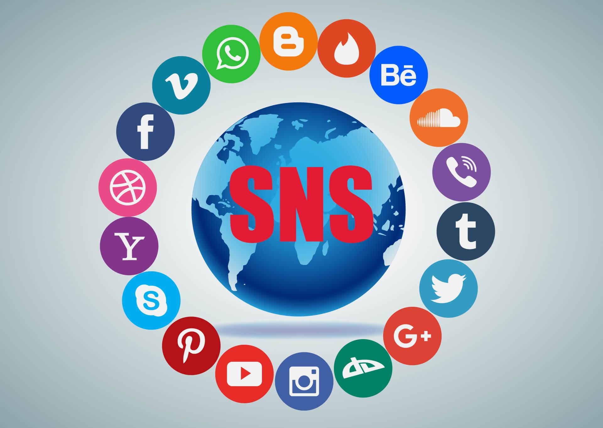 【2020年版】海外SNSランキング | 世界と日本のSNSユーザー数と普及率の違いを分析