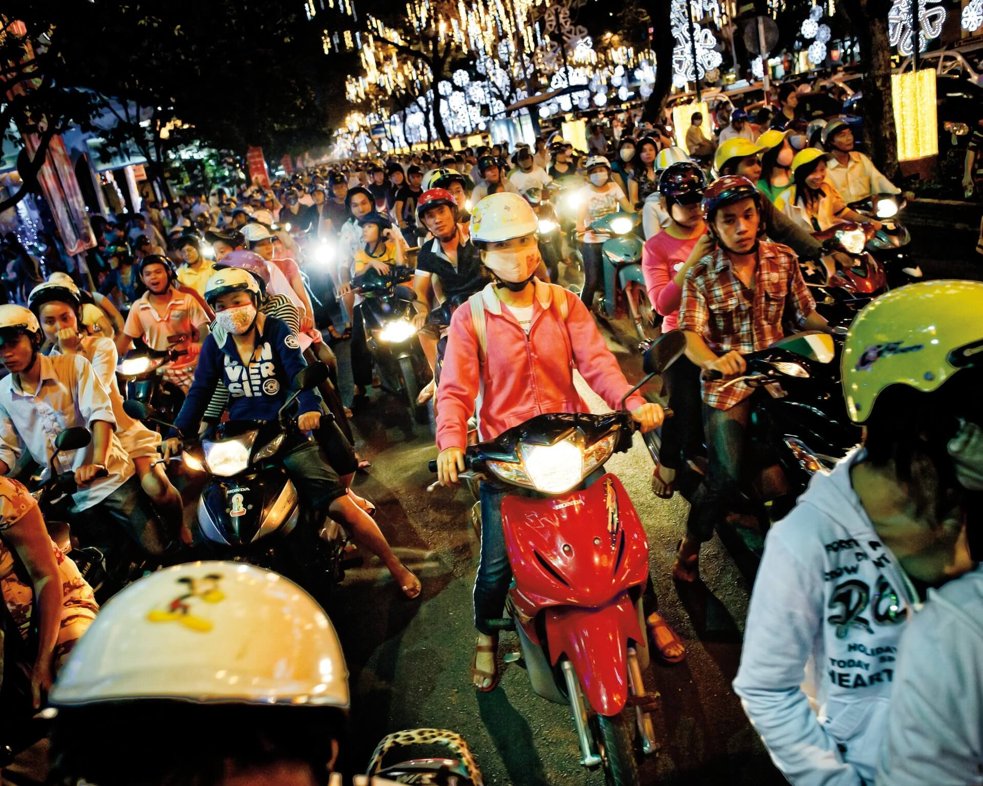 ベトナム ホーチミン (1)