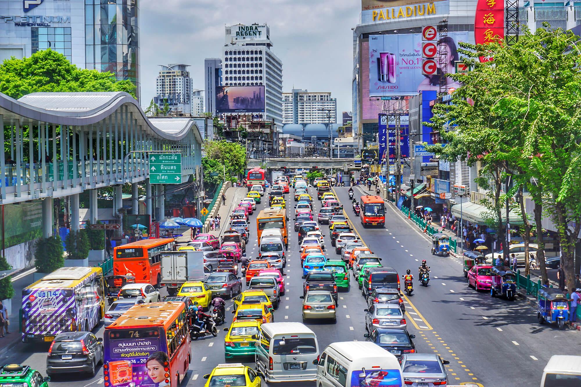 タイ物流の基礎知識 | 大メコン経済圏の物流を統括する経済回廊の中心地