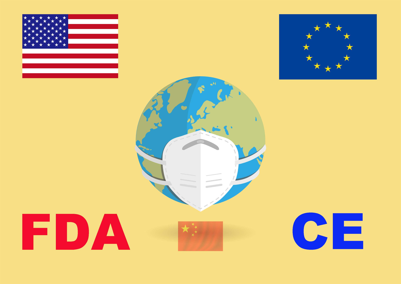 FDA CE マスク