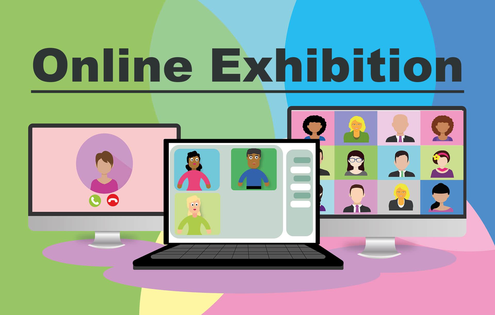 オンライン(バーチャル)展示会のメリット&デメリット | リアル展示会との違いと特徴とは?