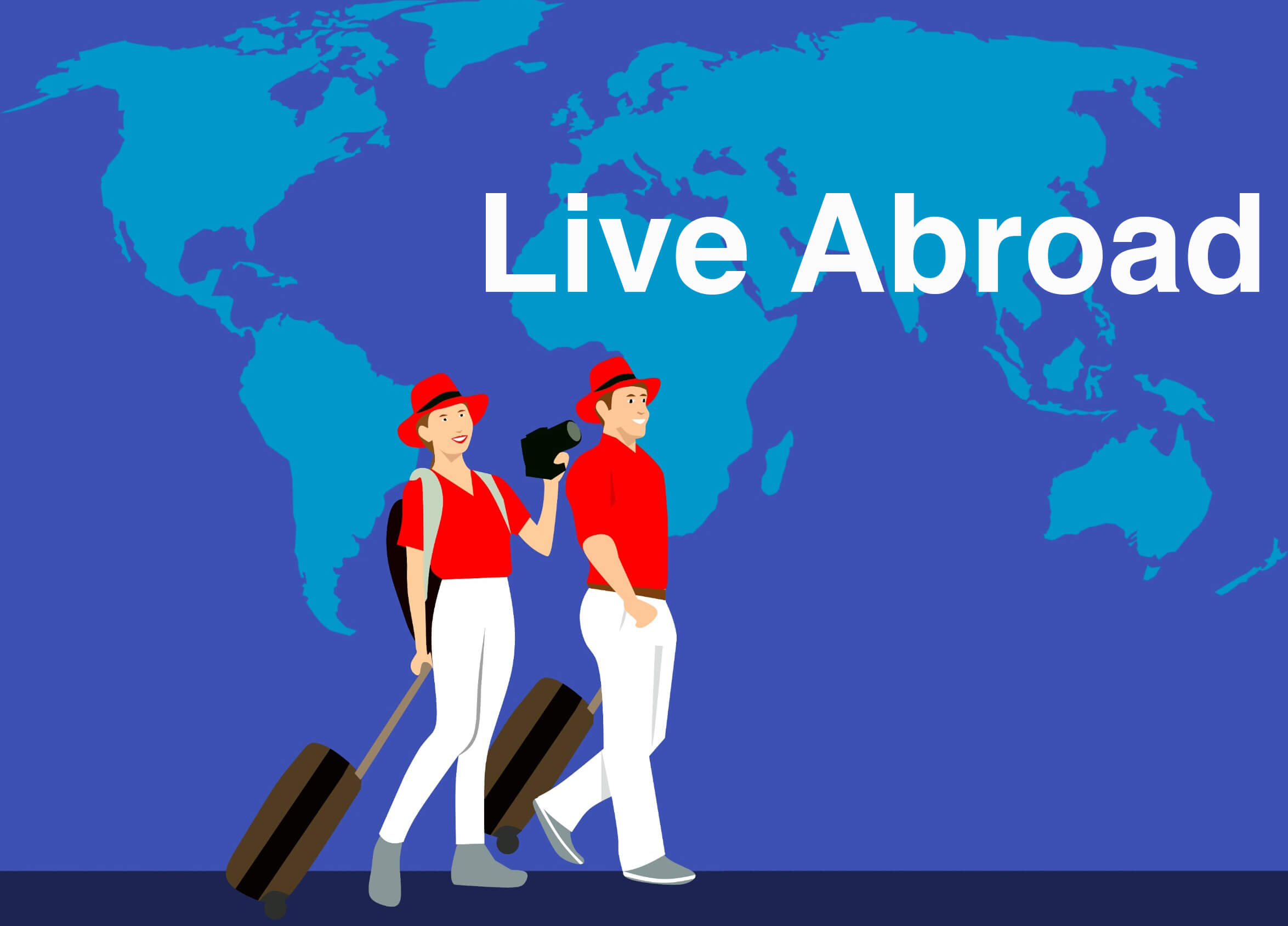 海外移住 旅行