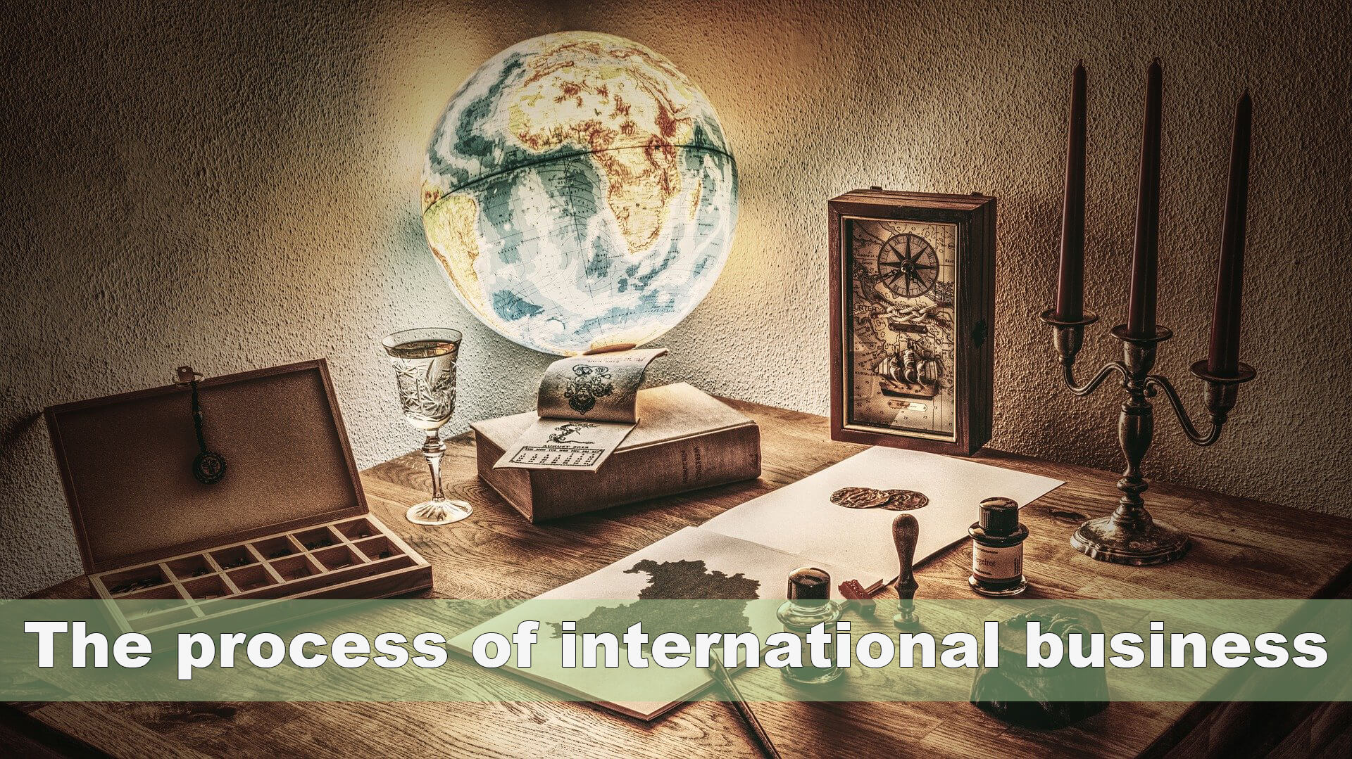 The process of international business (1)