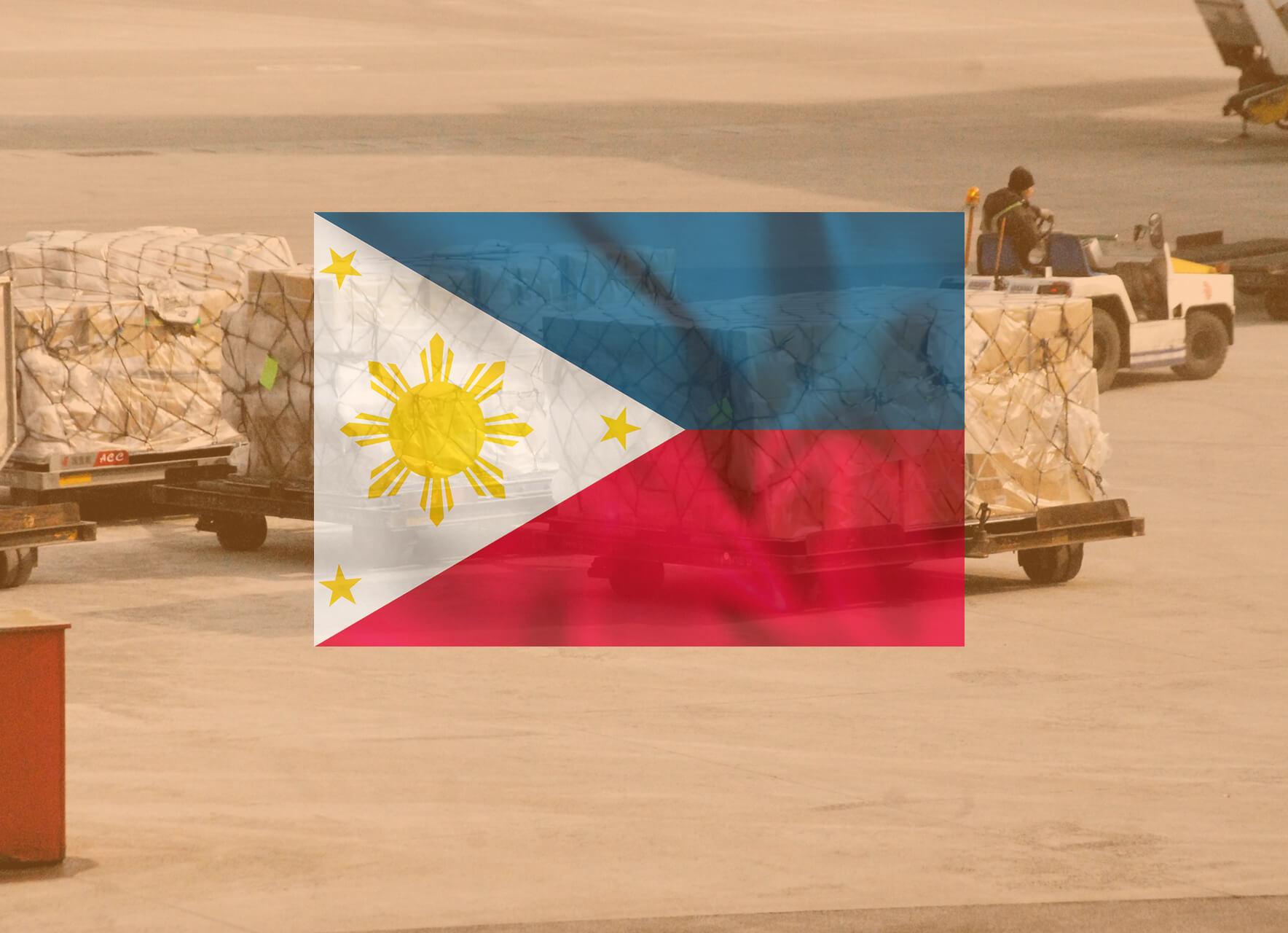 フィリピンコンテナ