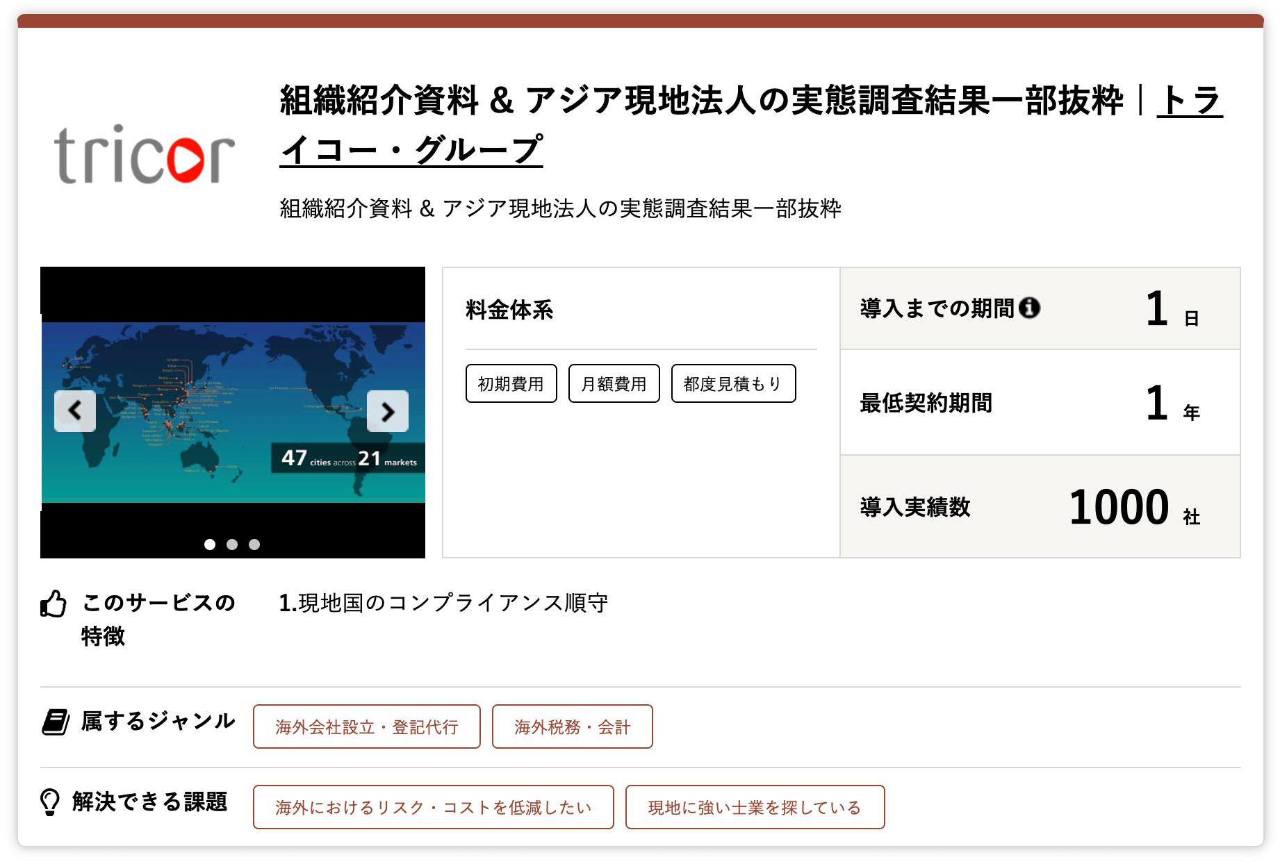 トライコー・グループ_