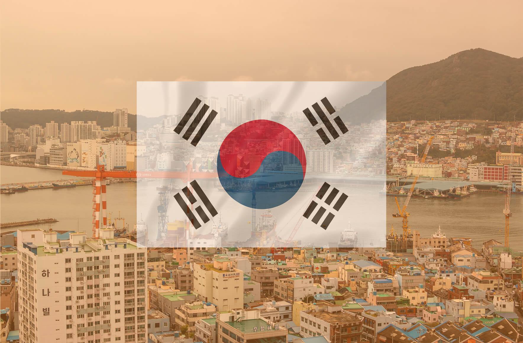 韓国コンテナ