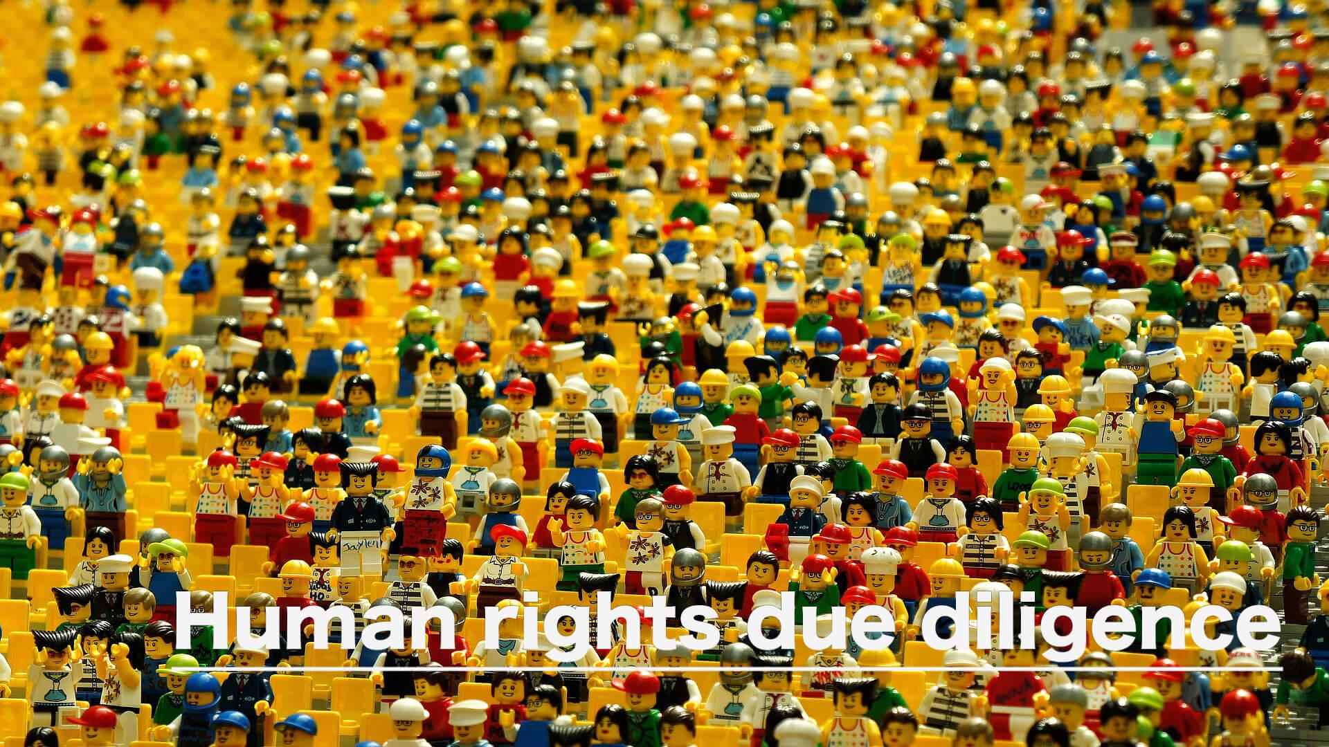 人権デューデリジェンス