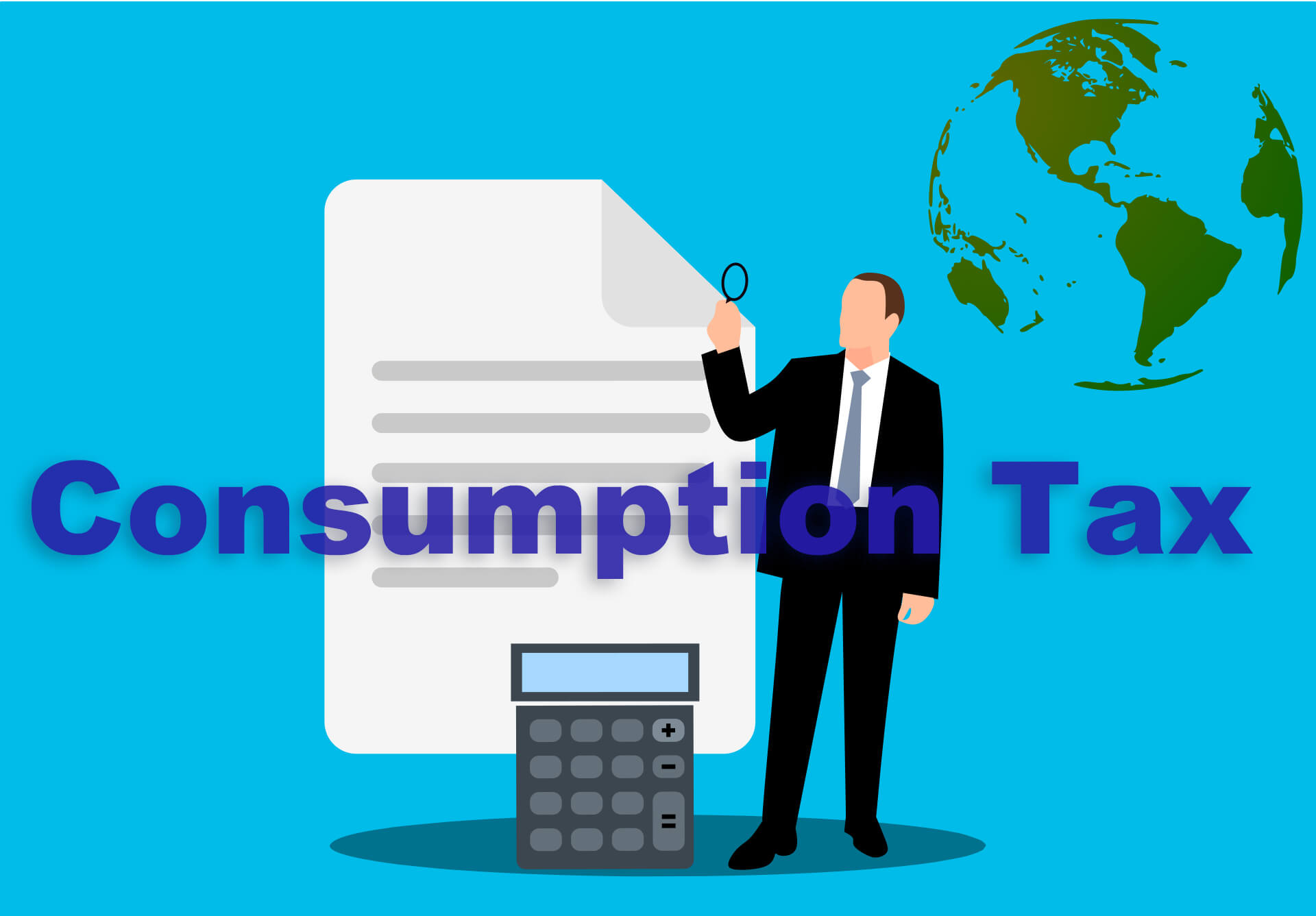consumption tax